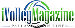 iVolley Magazine logo