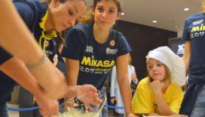 A1 Femminile pallavolo Imoco Volley Tiramisù Sport Cup