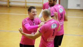 Pallavolo Serie B maschile Alva Inox Delta Volley