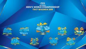 Pallavolo Mondiale 2018 sedi
