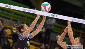 Francesca Ferretti pallavolo