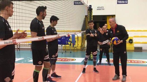 Superlega Volley Calendario.Pallavolo Superlega Daniele Bagnoli Fiducioso Nonostante