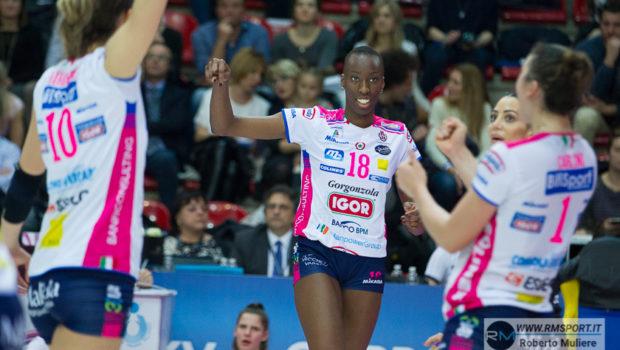 Igor Volley Calendario.Pallavolo Champions Femminile Il Calendario Dei Quarti
