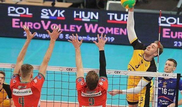 Pallavolo volley transfers – Renee Teppan in Belgio al